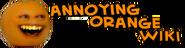 Annoying Orange Wiki-wordmark