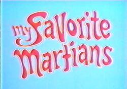 My Favorite Martians