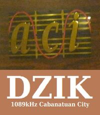 DZIK 1089 kHz Cabanatuan City
