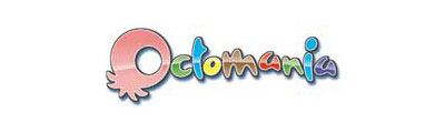 Octomania logo