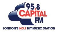 95.8 Capital FM logo