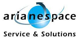 Logo arianespace 2008-2010