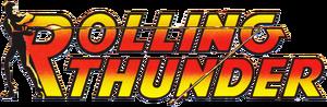 Rolling thunder logo by ringostarr39-d6t36xb
