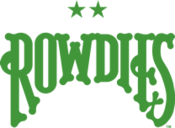 Tampa Bay Rowdies logo (two green stars)