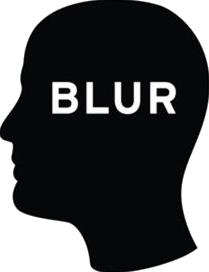Blur Studio Head Logo
