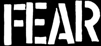 Fear band logo