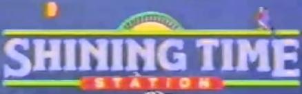 Shining Time Station logo