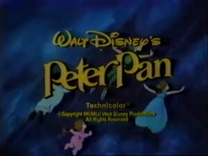 Peter Pan Disney (40889)