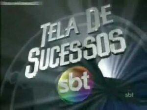 Tela de Sucessos Intervalo 1999