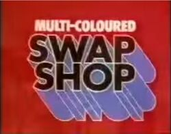 Multi-Coloured Swap Shop
