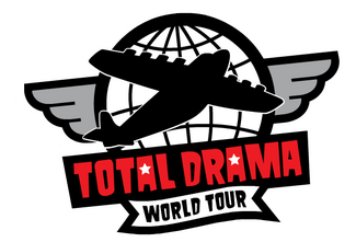 Total Drama World Tour - logo