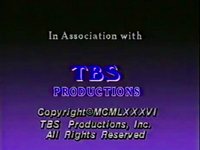 TBS Productions (1986 - Version 4)