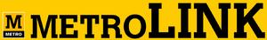 GNE MetroLink M1 logo 2010