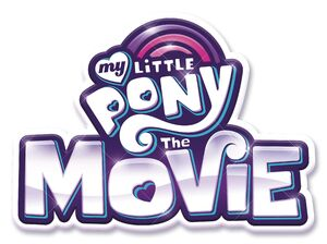 My Little Pony The Movie official logo