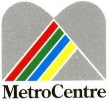 MetroCentre logo 1987