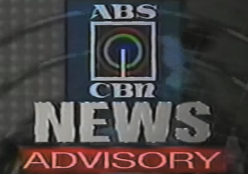 ABS-CBN News Updates 1996