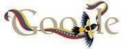 Google Venezuelas Independence Day 2013