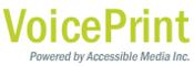 VoicePrint 2011 logo