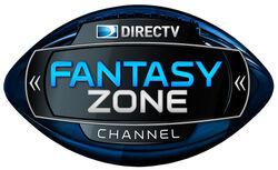 DirecTV Fantasy Zone Logo