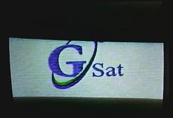 G Sat Logo