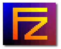Logo antiga do filezilla