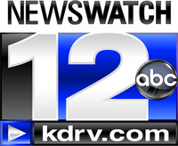 KDRV NewsWatch 12 Logo 2011
