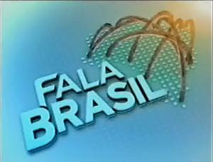 Fala Brasil 2007 vinheta
