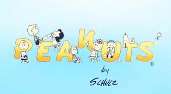 Peanuts 2016 logo