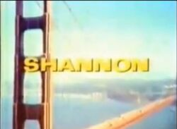Shannon Intertitle