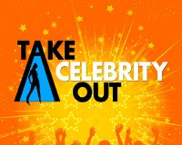 Take A Celebrity Out New Logo
