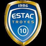 Troyes AC logo (3D)