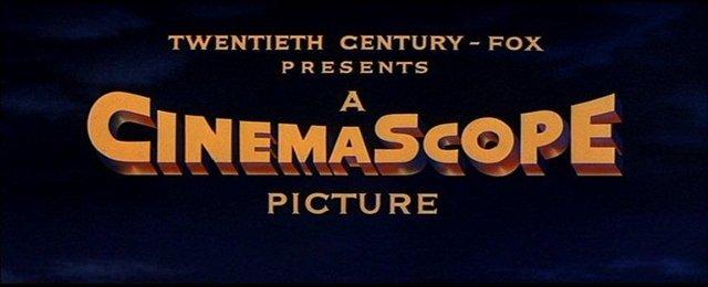 Cinemascope -anamorphic lens-Logo T Shirt - Black