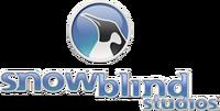 Logo snowblindlogo