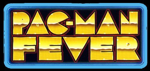 Pac man fever logo by ringostarr39-d7um0vi