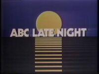 ABC Late Night 1976