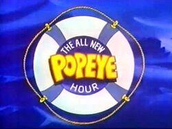 Popeye show
