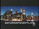 Saturday Night Live Video Open From October 7, 2000
