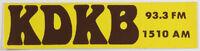 KDKB 93.3 FM 1510 AM