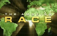 The Amazing Race Title Card (2002-2008)