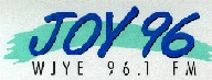 WJYE Joy 96 1990s