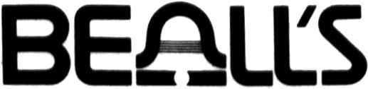 File:Beall's logo 1988.png