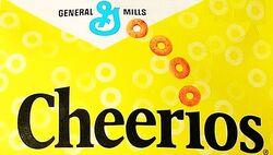 Cheerios 1972