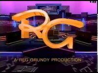 Reg Grundy 1992