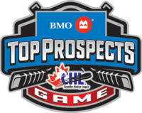 BMO Top Prospects Game logo