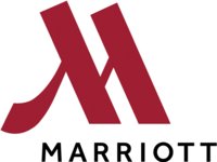 Marriott logo detail