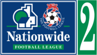 Nationwide Second Division logo