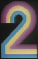 RTBF Tele 2 tri-colored logo