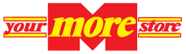 Your More Store logo 1994