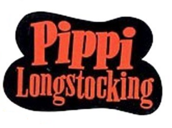 Pippi Longstocking 1969 movie logo