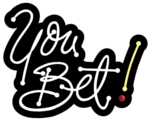 You Bet! 1988 logo 3